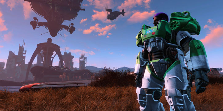 Los mods de consola de Fallout 4 ahora requieren de una cuenta en Steam