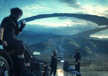 Square Enix muestra nuevos vídeos de Final Fantasy XV