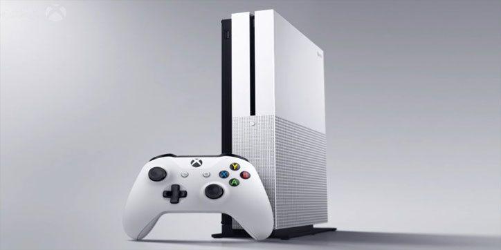 Fecha De Salida De Xbox One S Y Podría Llegar En Color