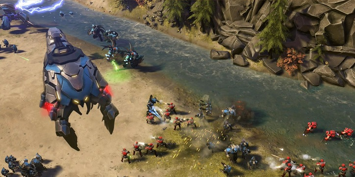 La beta de Halo Wars 2 se extiende un día más