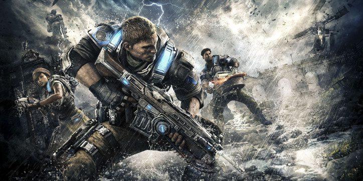 Regresa el modo Horda en el Gears Of War 4