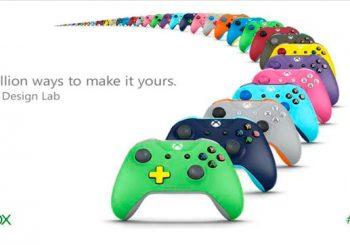 Ya podemos personalizar nuestros mandos de Xbox gracias a Design Lab
