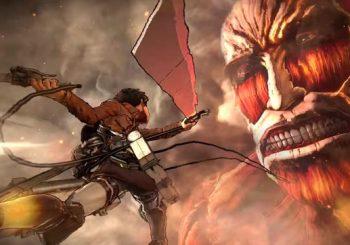 El modo multijugador de Attack on Titan se muestra en un nuevo vídeo