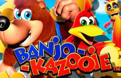 Banjo Kazooie está incluido este mes en los Juegos con Gold de Japón