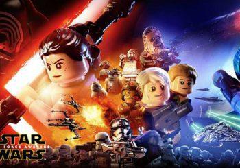Una pequeña muestra del sistema multiconstructor de Lego Star Wars