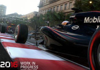 Nuevo trailer gameplay para F1 2016