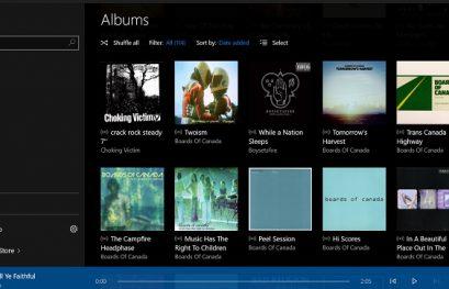 Groove Music será reemplazado en Xbox One con la versión UWP