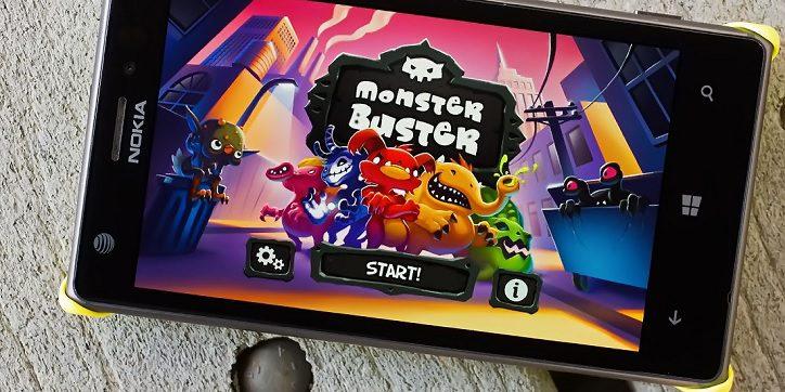 ¿Pokemon Go no llega a Windows Phone? Prueba Monster Buster y disfruta