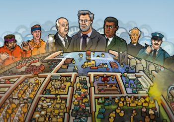 Prison Architect ya está disponible para descargar vía Games With Gold