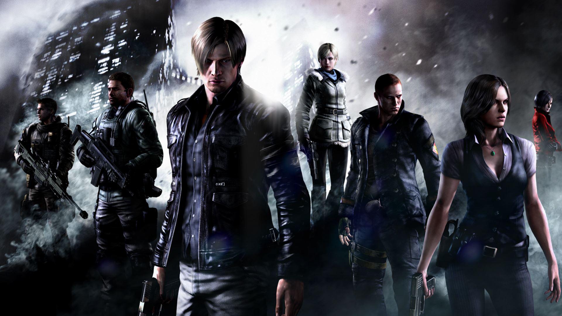Resident Evil 6 Elicottero : Resident evil