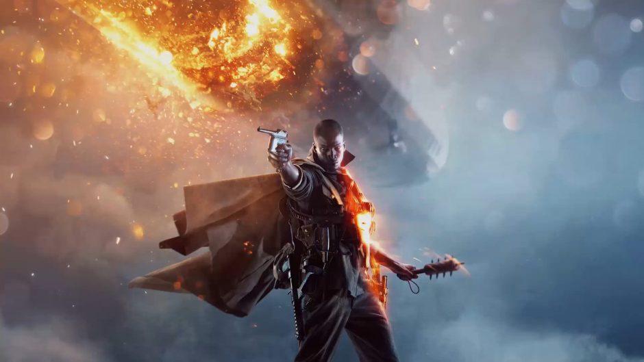 Battlefield 1 se muestra en nuevos gameplays
