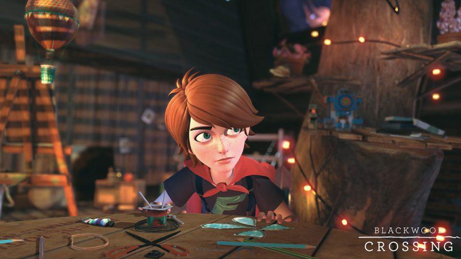 Blackwood Crossing se anuncia en la Gamescom