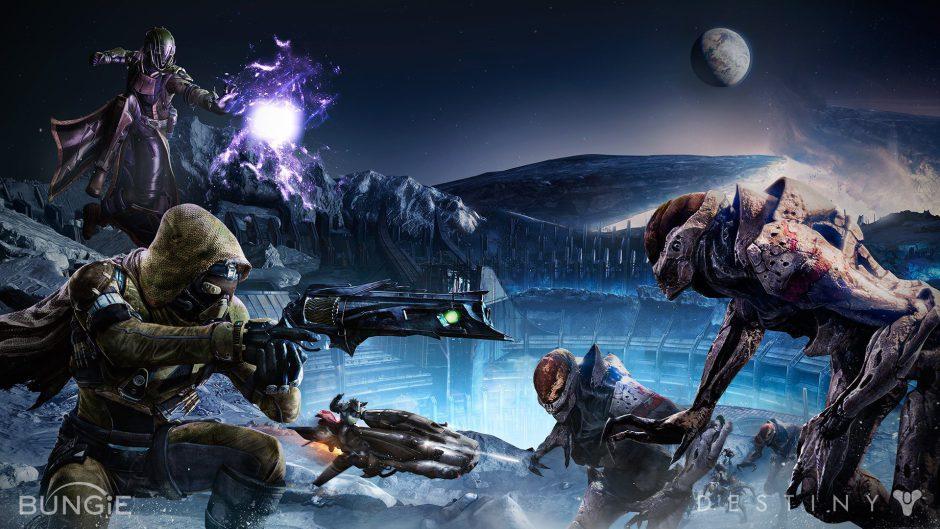 Prueba gratis Destiny en Xbox One por tiempo limitado