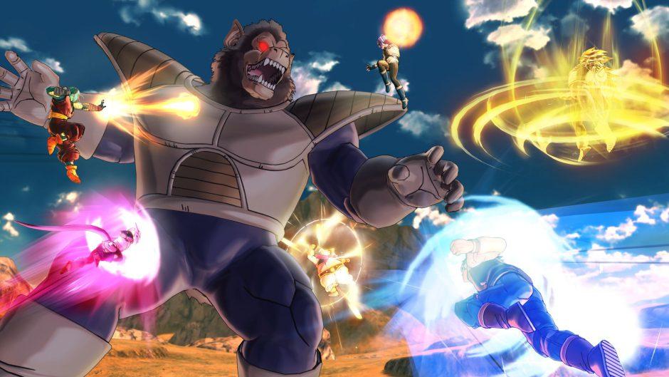Dragon Ball Xenoverse 2 recibirá dos DLC este mes, uno de ellos gratuito