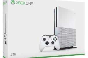 Gamestop está muy emocionada con la demanda de la Xbox One S de 2 TB