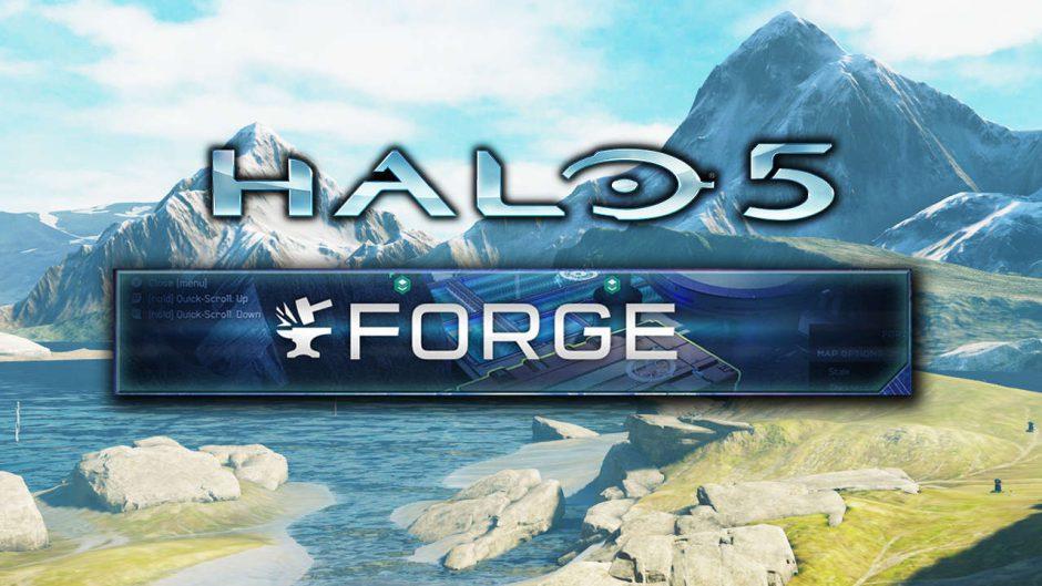 Halo 5: Forge llegará a Windows 10 el próximo 8 de septiembre