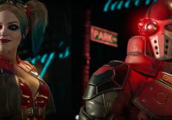 Harley Quinn y Deadshot también estarán presentes en Injustice 2