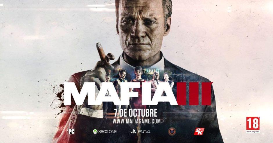 La familia Marcano de Mafia III se muestra en un nuevo tráiler