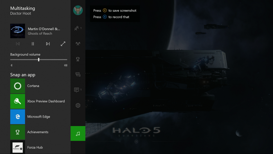 [ACTUALIZADA] Xbox One podrá reproducir música desde el USB o disco dentro de poco