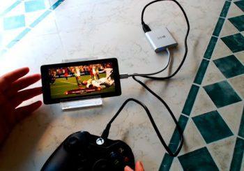 Consiguen hacer streaming de Xbox One a Windows 10 Mobile