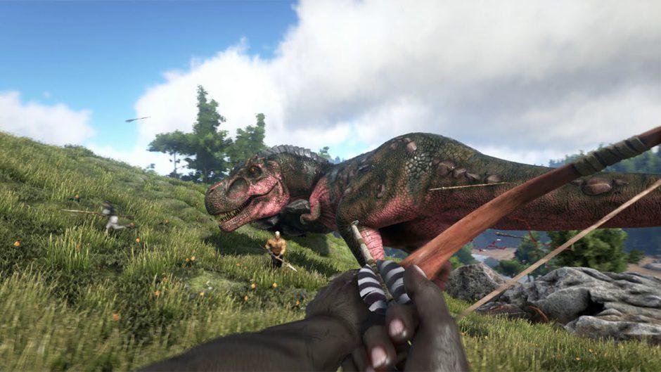 ARK: Survival Evolved podría ser Play Anywhere en breve