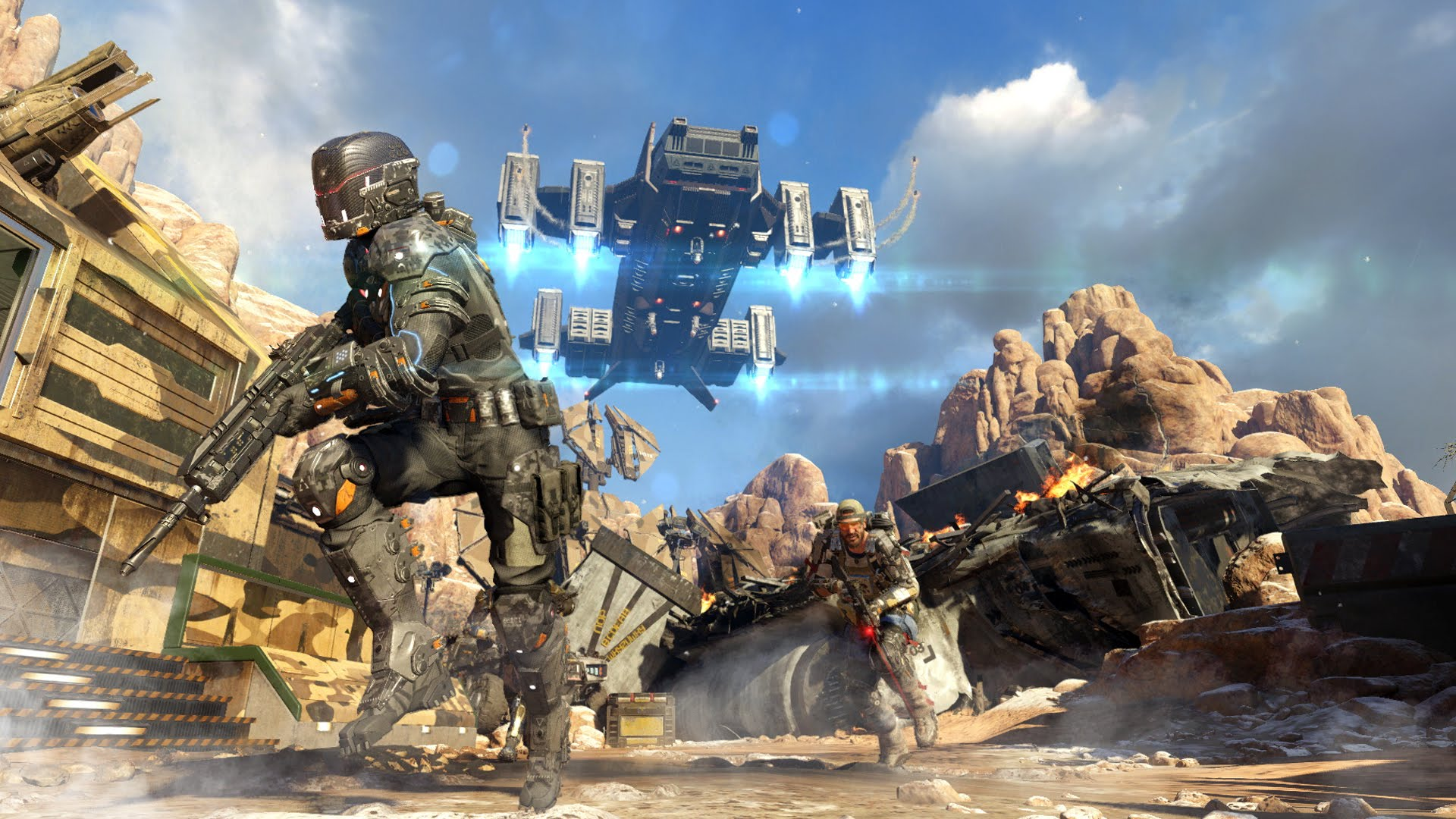 Call Of Duty Black Ops 3 Es El Juego Más Vendido De La