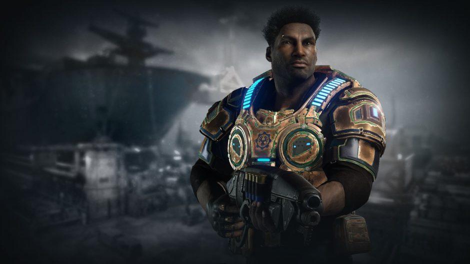 Estas son las novedades que llegarán a Gears of War 4 el 1 de noviembre