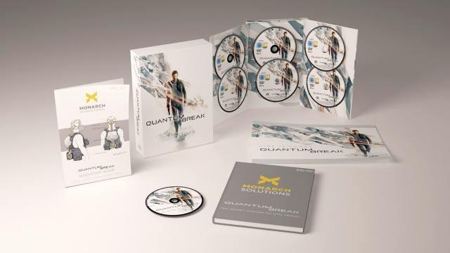 edicion especial Quantum Break