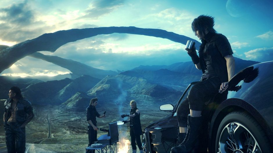 Final Fantasy XV usará resolución dinámica en Xbox One, entre 765p y 900p