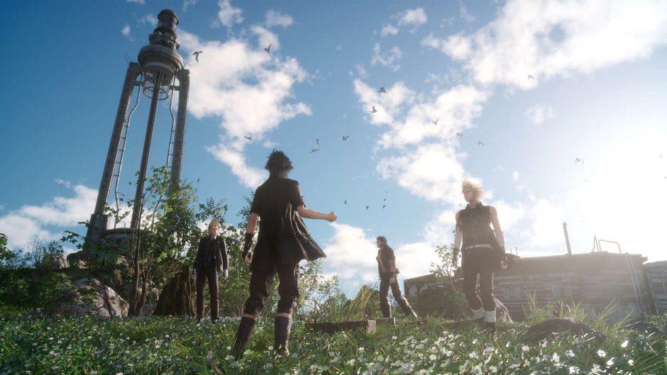 Hajime Tabata nos da más información sobre el mundo abierto de Final Fantasy XV