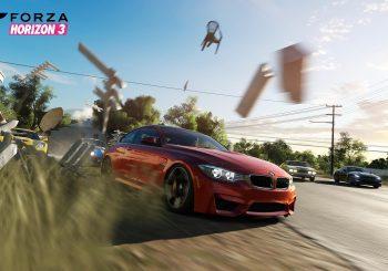Forza Horizon 3 se muestra en un nuevo gameplay
