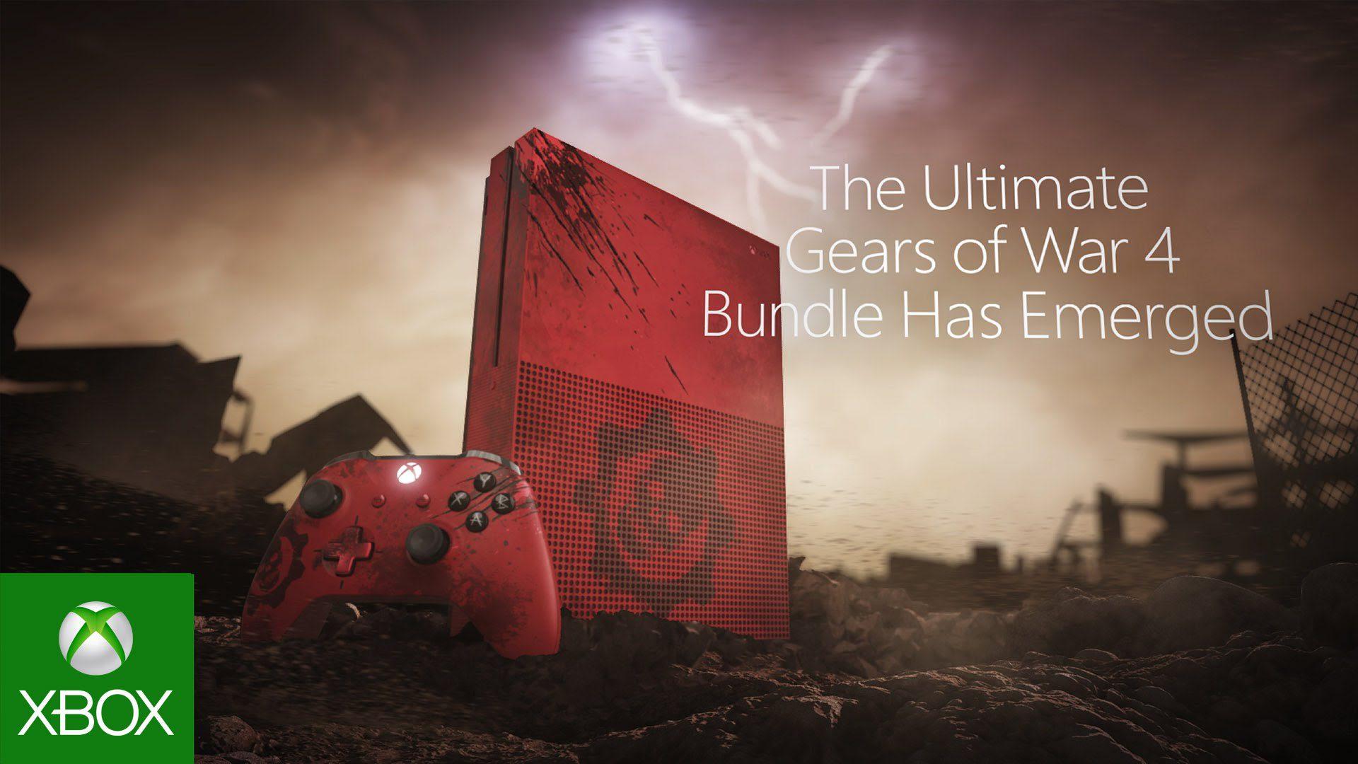 gears of war xbox one 2 edition generacion xbox