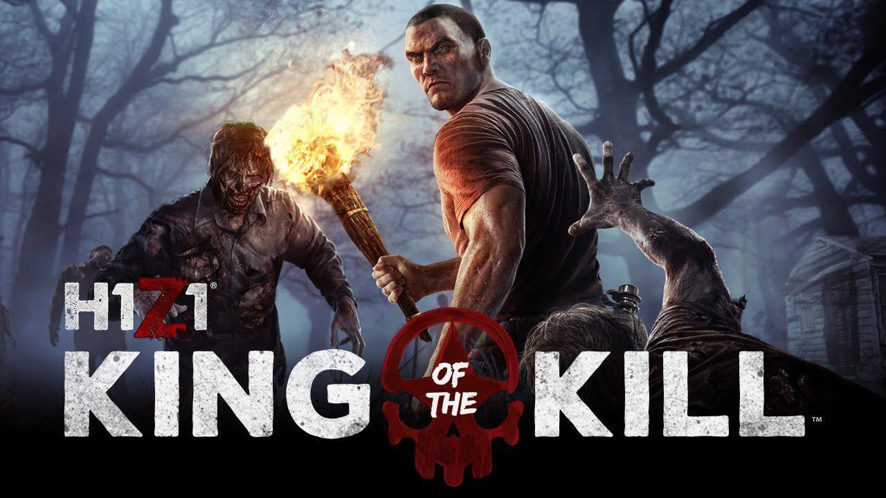 Pausadas Las Versiones De Consolas De H1z1 King Of The Kill