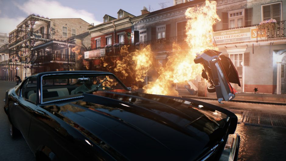 El nuevo vídeo de Mafia III nos enseña Nueva Burdeos