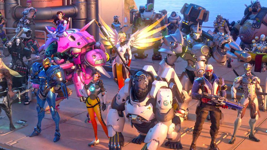 Blizzard presenta la Liga Oficial de Overwatch y la nueva heroína