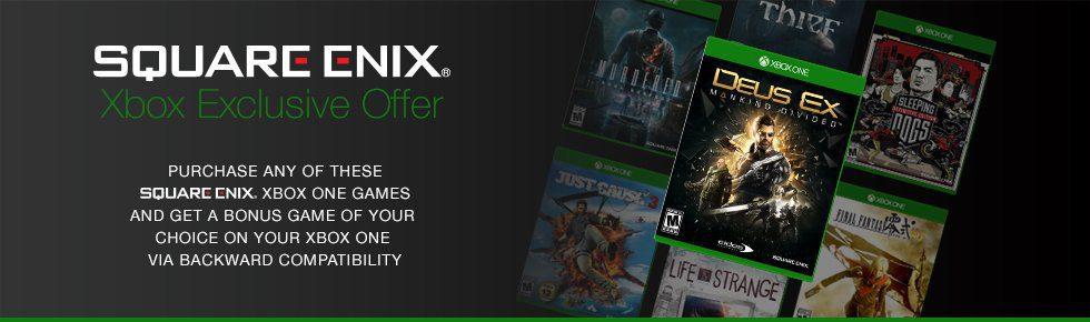 promocion deusex mankind divided generacion xbox