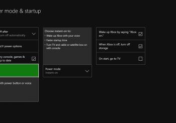 Podrás desactivar el sonido de inicio de Xbox One en breve