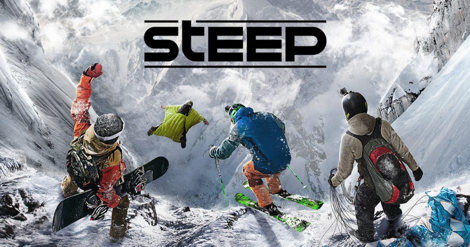 Fecha para Steep, la nueva IP deportiva de Ubisoft