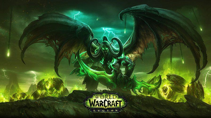 Disponible un objeto de World of Warcraft Legion para nuestros avatares