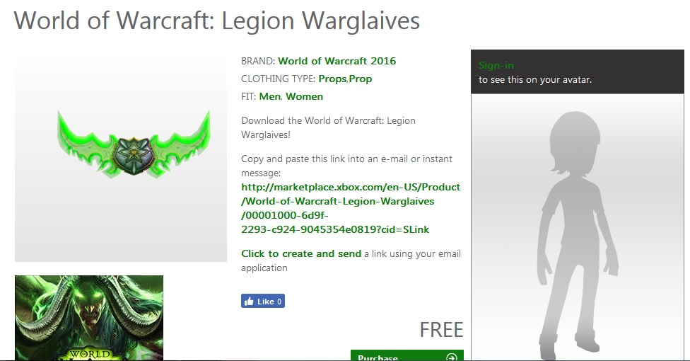 world of warcraft warglives generacion xbox