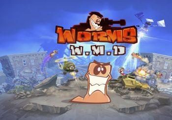 Tráiler de lanzamiento para Worms W.M.D