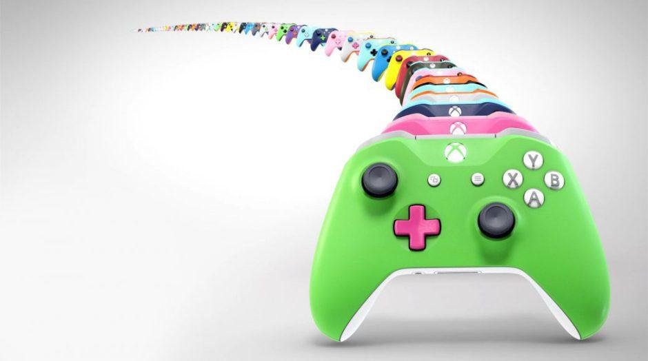 Xbox Design Lab no llegará a Europa, al menos a corto plazo