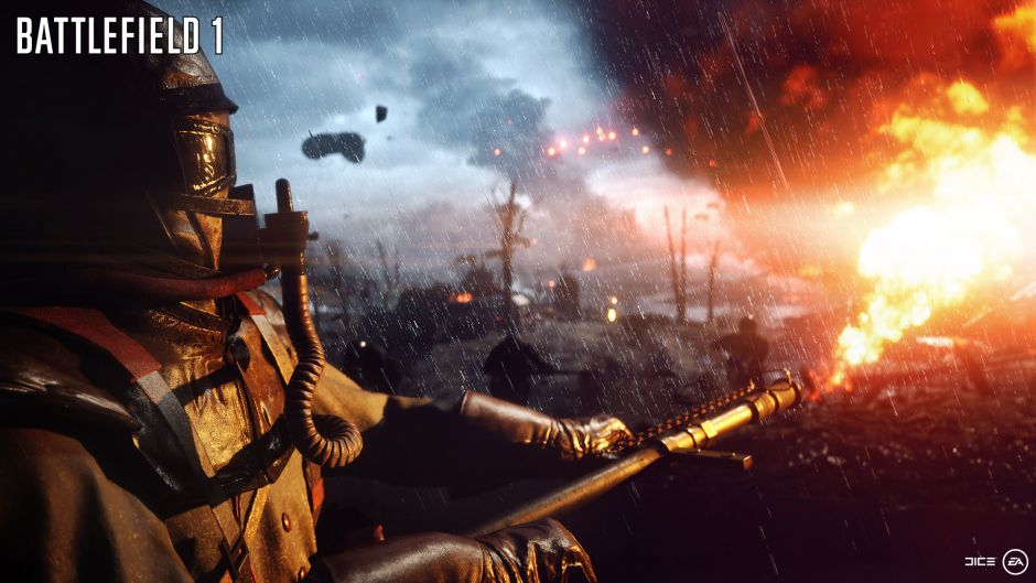 Todo el contenido del nuevo parche de Battlefield 1 al detalle