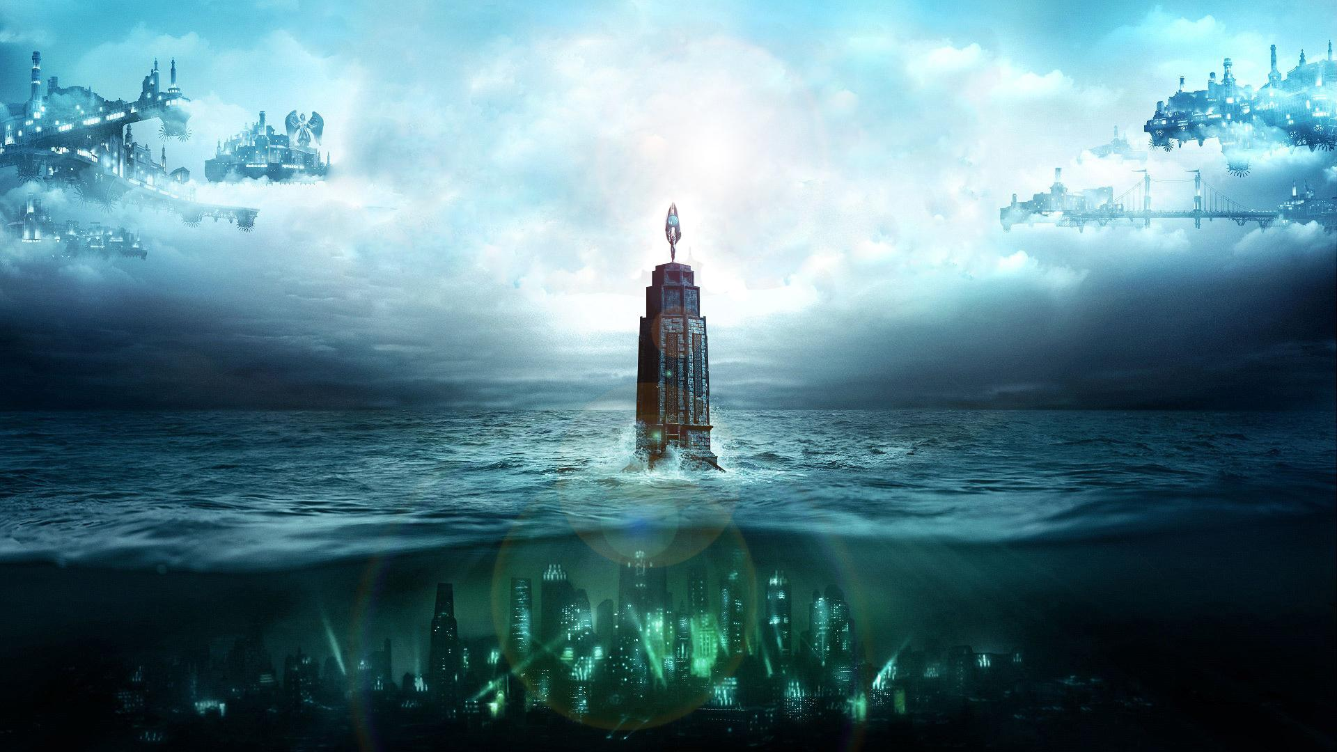 Bioshock the collection for The collection com
