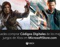 Pronto podremos comprar códigos digitales en la store de Microsoft
