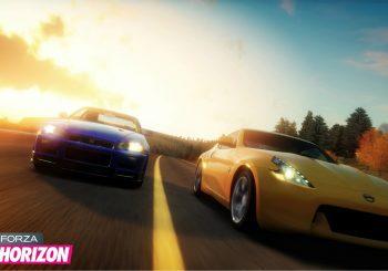 Comparación gráfica Forza Horizon Xbox One vs Xbox 360