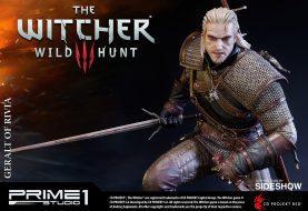 Geralt de Rivia ya tiene su propia y espectacular figura de edición limitada