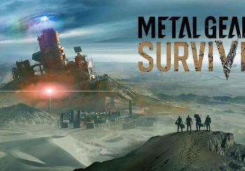 Konami muestra el primer gameplay de Metal Gear Survive