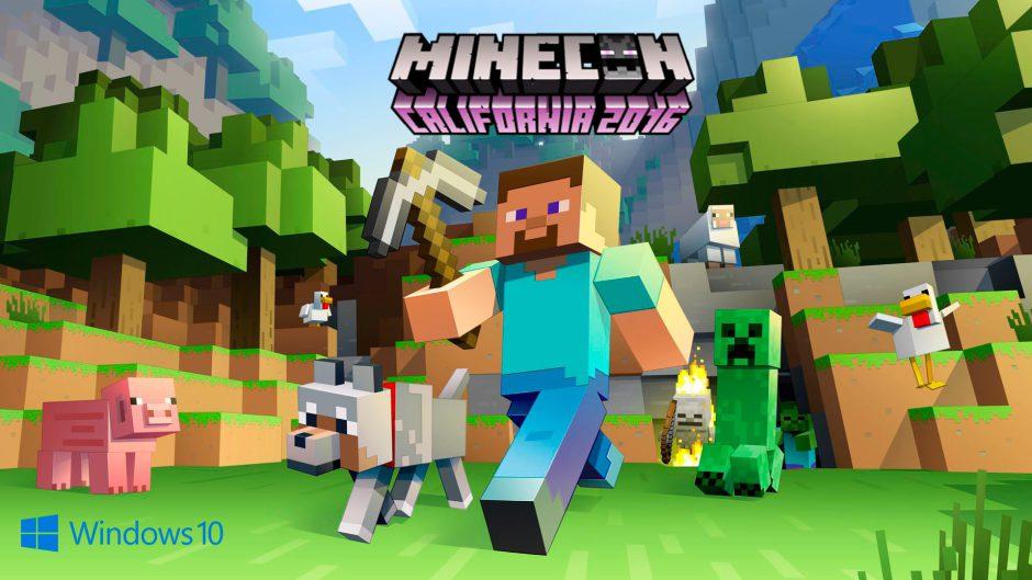 Minecraft se va a la milenaria china y muchas cosas más