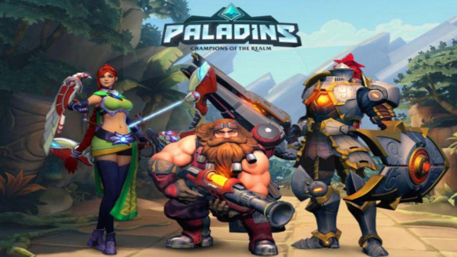 La beta abierta de Paladins ya está disponible en Xbox One
